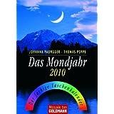 Das Mondjahr 2010: Der farbige Taschenkalender