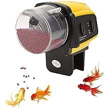Alimentador automático de los Pescados para el Acuario casero del Contador de Tiempo Eléctrico de la