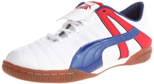 Puma Veloz II Handball Baskets Hommes white