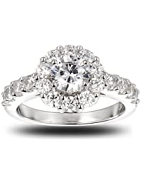 The Perfect Solitaire Ring, Ring For Women - By Ornate Jewels