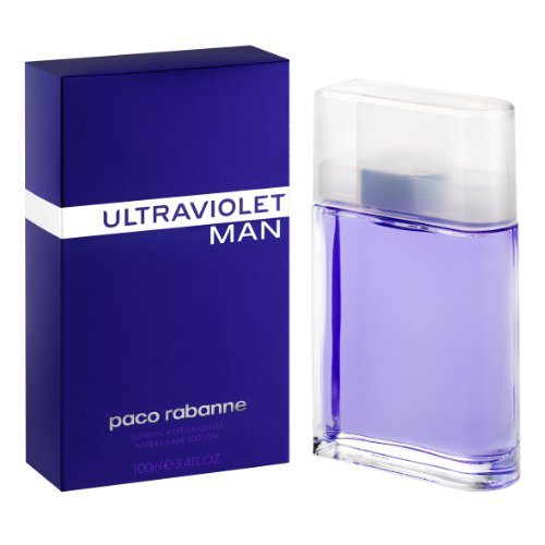 Paco Rabanne Ultra Violet Aftershave for Men 100ml