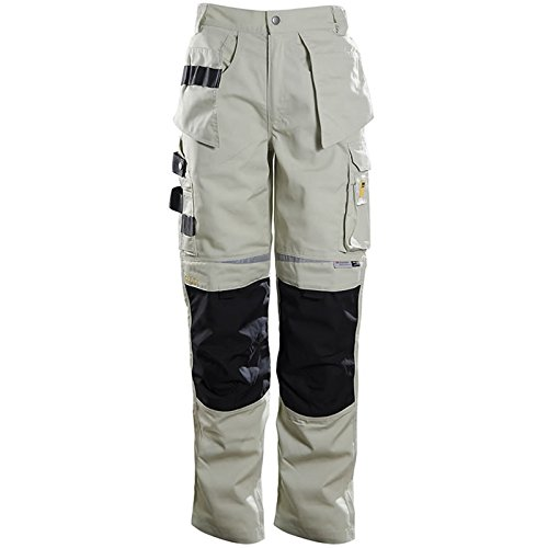 DBlade W270003 8011 12 Multipocket Pantalon canvas Taille XXL Kaki