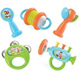 Smoby - 211328 - Jouet Musical - Cotoons Musique Set Collector