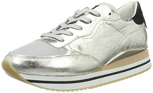 Crime London Damen 25505PP1 Sneaker, Gold (Platin 26), 37 EU