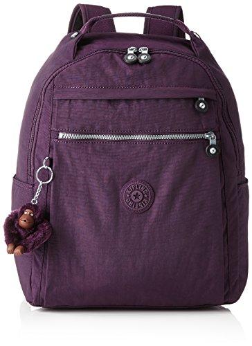 Imagen de kipling micah  tipo casual, 39 cm, 24 litros, color morado plum purple