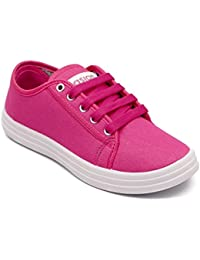 Asian shoes VL-11 Pink Women Casual Shoes