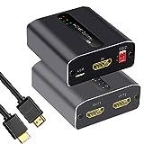 supporto TV due alla stessa ora homiki presa HDMI 1/maschio a doppia HDMI 2/femmina Y cavo di RDE cavo splitter LCD LED HD TV