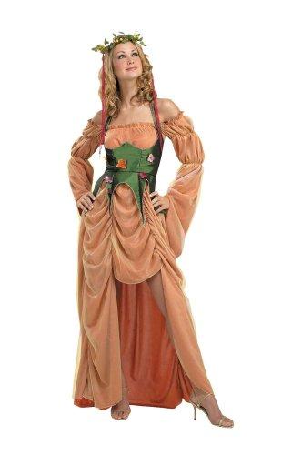 Edle Kostüm Roman - Hilmar Krautwurst Disguise B274-003 - Mutter Natur