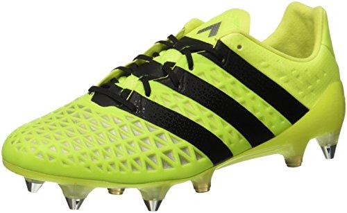 adidas Ace 16.1 Sg Scarpe da Calcio Uomo Giallo Solar Yellow/Core Black/Silve
