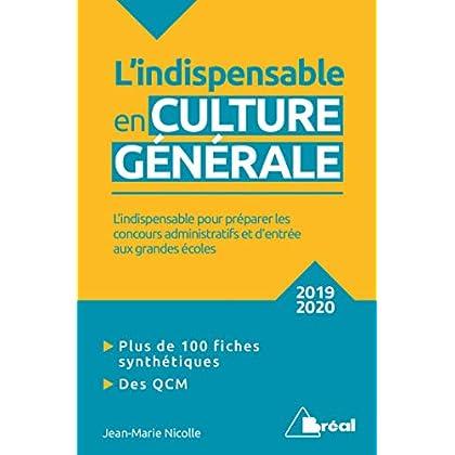 L'indispensable en culture générale