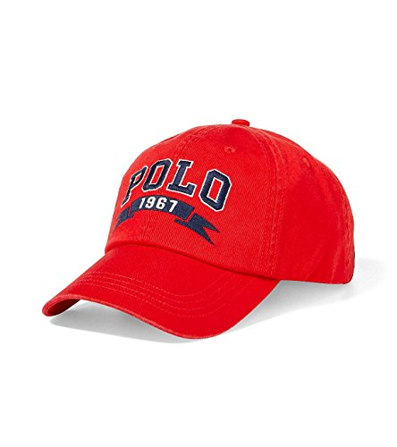 Ralph Lauren Polo Casquette Sport - Polo 1967 Sports Cap (Red)