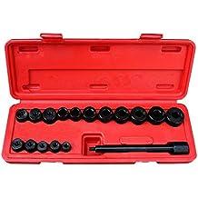 Todeco - Herramientas de centrador embrague, Kit de Alineación de Embrague - Material: Acero