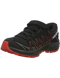 Salomon XA Pro 3D CSWP K, Zapatillas de Deporte Unisex Niños