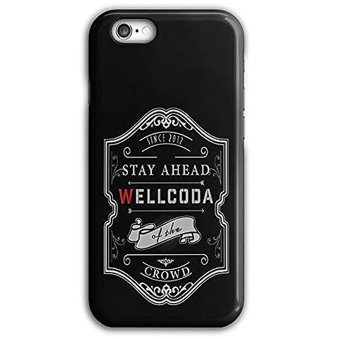 Zitat Jahrgang Wellcoda Etikette Spaß iPhone 6 Plus / 6S Plus Hülle | Wellcoda