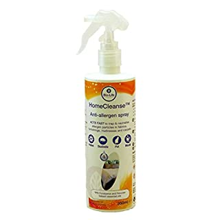 HomeCleanse Spray for Dustmites/Pets and Other Allergens