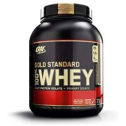 Optimum Nutrition Gold Standard 100% Whey, Suplemento para Deportistas (Extremo Chocolate con Leche), 2270 g