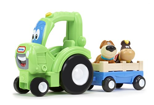 Little Tikes 636189M - Handle Haulers Deluxe - Traktor (Pull Dog Toy)