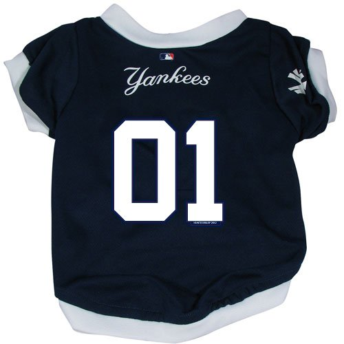 mlb-new-york-yankees-pet-jersey-medium