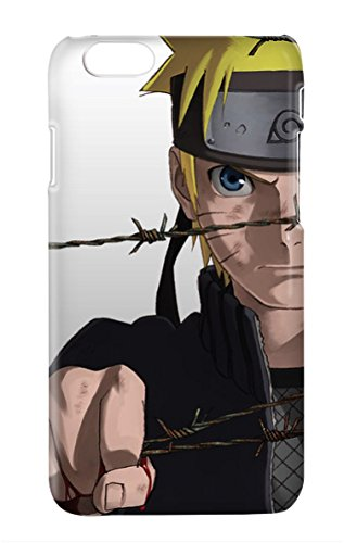 Funda carcasa Naruto para LG G3 G4 G5 K7 K10 plástico rígido