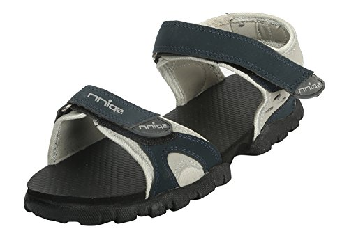 Spinn-Mens-Synthetic-Leather-Sandals