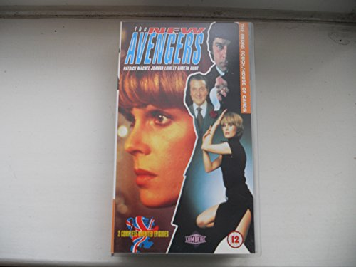 the-new-avengers-the-midas-touch-house-of-cards-vhs