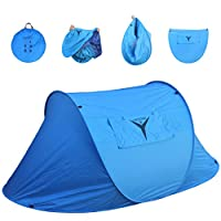Frostfire Large 2 Person Instant Popup Tent 9