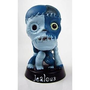 "Death Note Mini Bobble Head Plastic Figure-3"" Jealous 2"