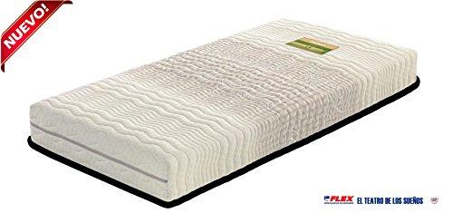 Dorwin 2454140031 - colchón de latex enfundado natur 150x190 cm