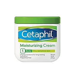 Cetaphil Moisturizing Cream, Fragrance Free, 16 Ounce