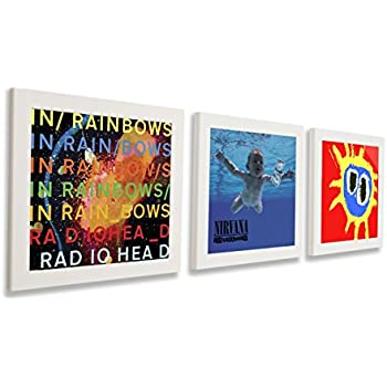 Art Vinyl Play & Display Record Frame Triplepack: Amazon.co.uk ...