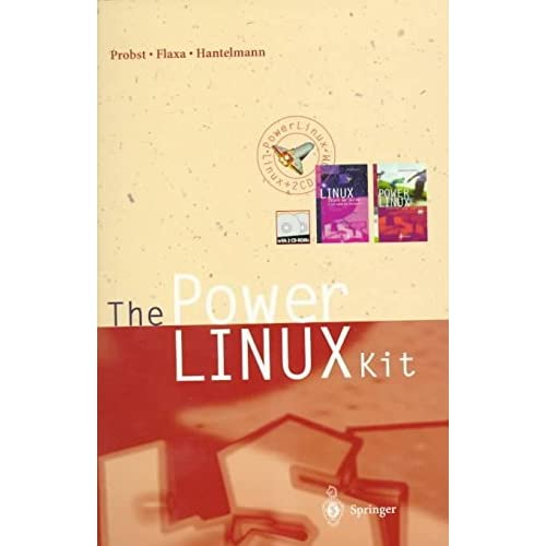 [(Power Linux Kit)] [By (author) Probst] published on (November, 1997)