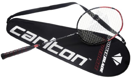 Carlton Black Deluxe Edition Badmintonschläger Test