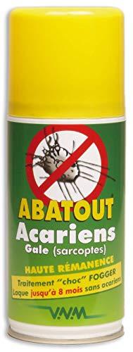 Artikelbild: Abatout Choc Fogger Milbenspray 210 ml