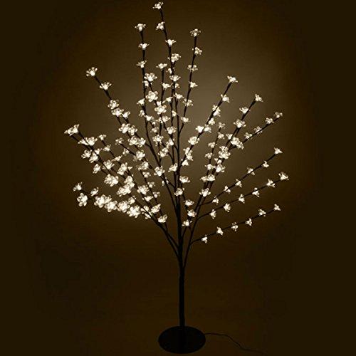 The Benross Christmas Workshop 1.8 m 350 LED Bonsai Tree, White