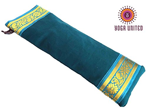 Yoga United Lavender Eye Pillow - Ocean green