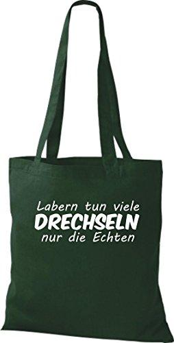 Pochette de crocodile marmonner tun auto que les vraies coton sac à bandoulière, sac de plusieurs couleurs Vert - Vert