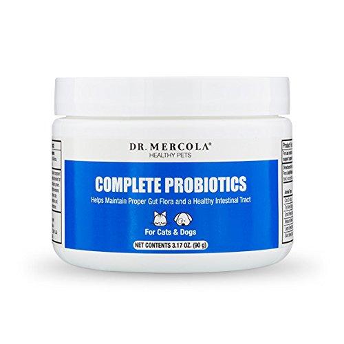 Dr. Mercola, Healthy Pets, komplette Probiotika für Haustiere, 90g von Dr. Mercola,