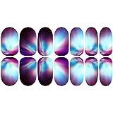 Nail Art Oyedens Nail Art Transferencia Engomadas De La Manicura Consejos Decoración De La Etiqueta 3D