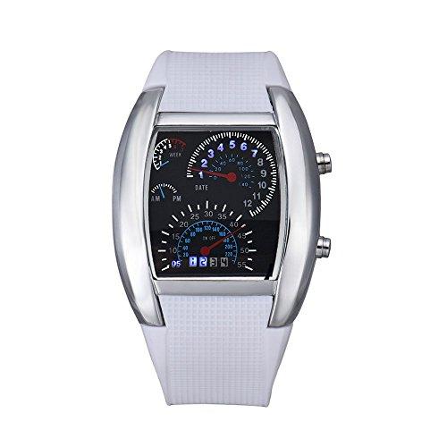 Uhren Damen Armbanduhr Frauen Edelstahl Mesh Band Armbanduhr Einfache Analoge Handgelenk Standuhren Einzigartige Uhr Wrist Delicate Watch ABsoar