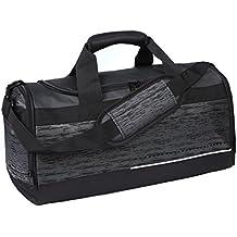 MIER–Bolsa de deportes bolsa de deporte con compartimento para zapatos para Weekender, noche, Carry On, 40L