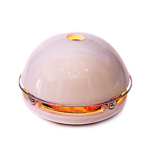 Egloo - Candle Powered Heater (White Glazed)