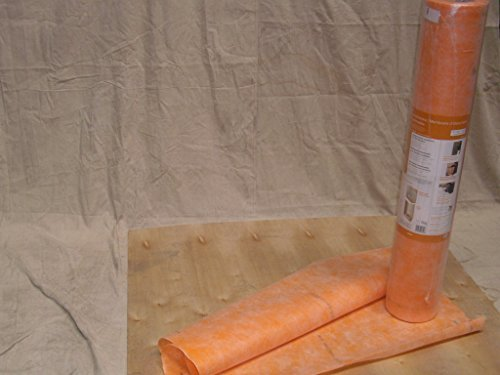 Sq Ft-system (Schluter Kerdi 323 Sq. ft. Roll Waterproofing Membrane by Schluter Systems)