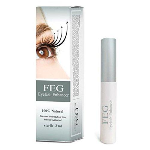 978ecf3dec8 3g Healthy Glossy Eyelash Crecimiento Esencia de suero No tóxico Safe  Ingredient Eyelashes Enhancer Liquid