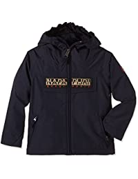 344fc129de9b Amazon.co.uk  Napapijri - Coats   Jackets   Boys  Clothing