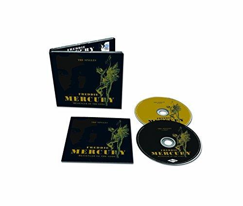 Messenger Of The Gods [2 CD] by Freddie Mercury