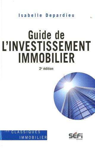 Guide de l'investissement immobilier