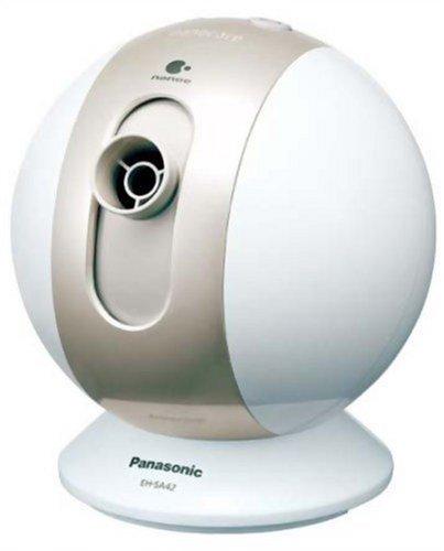 Panasonic Nanoe Daytime Ion Steamer EH-SA42-N Gold (japan import) (Panasonic Nanoe)