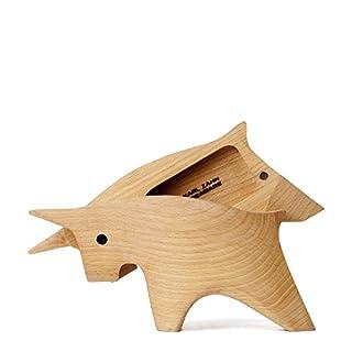 Tier Boxen von Karl Zahn für Areaware / Bulle