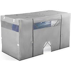 Rayen 6111 - Cubre tendedero para Ropa para Calefactor, Ajustable a Todos los tendederos, Gris