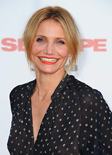 Cameron Diaz at Arrivals for Sex Tape Premiere, The Regency Village Theatre, Los Angeles, Ca July 10, 2014. Photo by: Dee Cercone/Everett Collection Photo Print (20,32 x 25,40 cm) (Cameron Diaz Sex Tape)